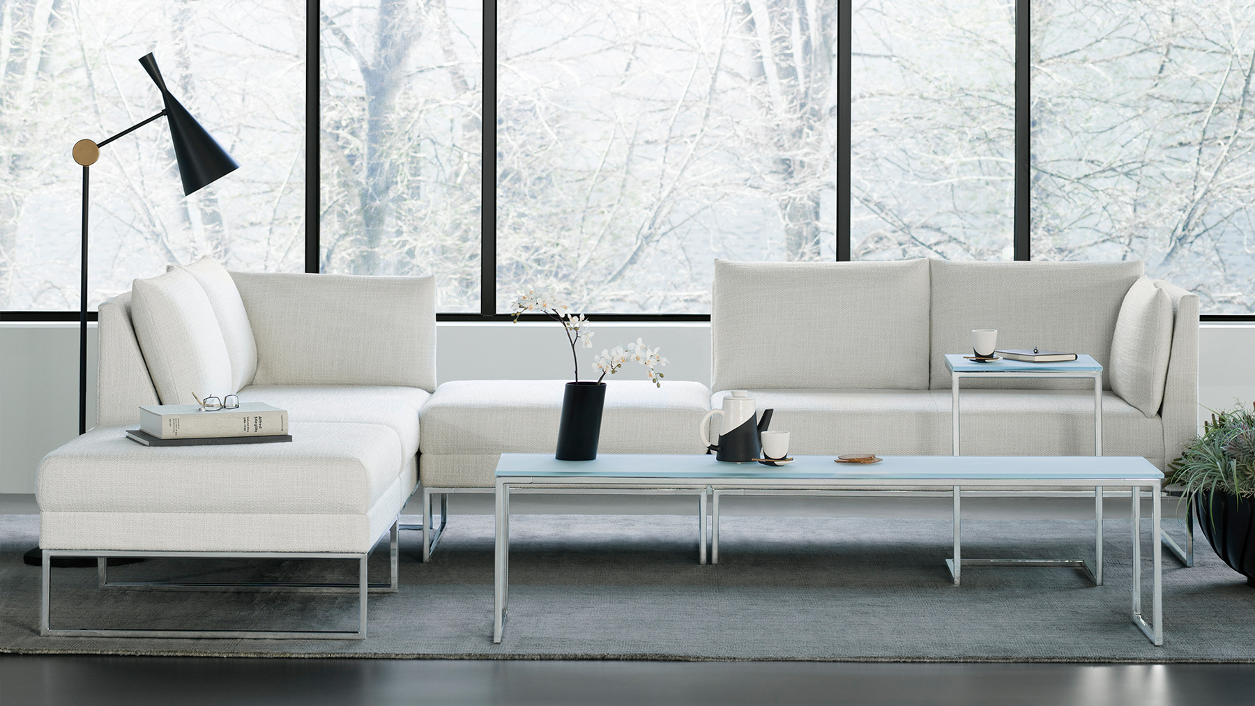 Gunlocke: Calm Lounge Collection