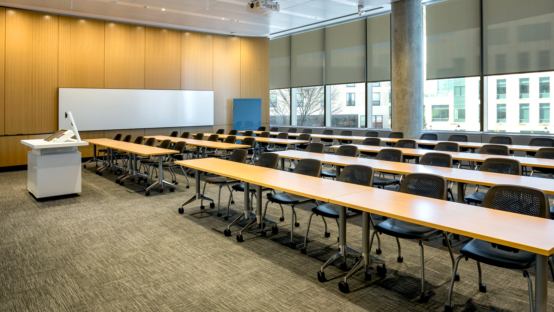 Rm 2110 Interactive learning Center