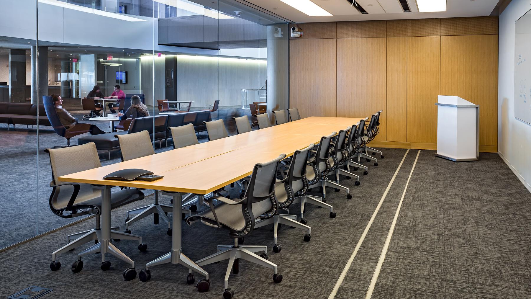 Rm 4301 Research Seminar Room